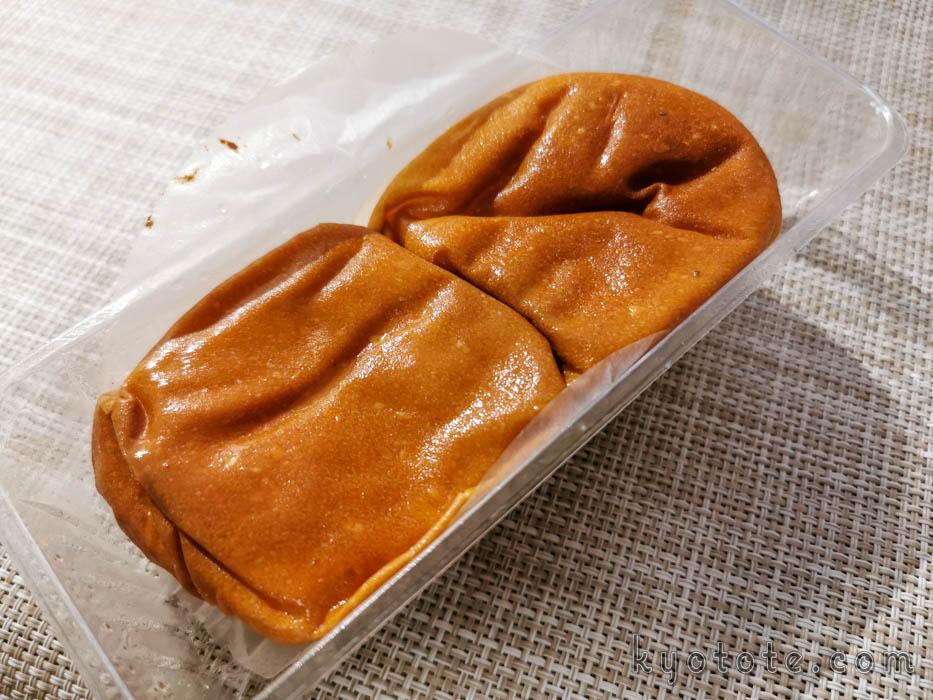 相席食堂の祇園編で登場した志津屋のたっぷりクリームパン