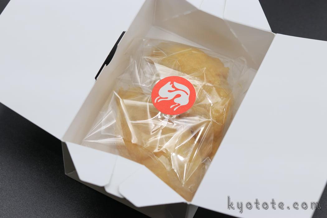 京出汁おいなりの釣狐の祇園本店